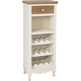 Juliette Shabby Chic Wine Rack