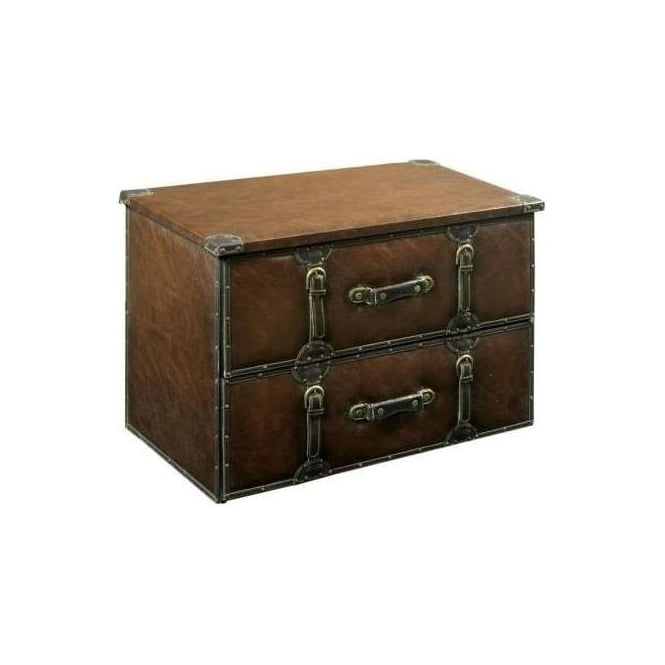 Just in case 2 Drawer Chest