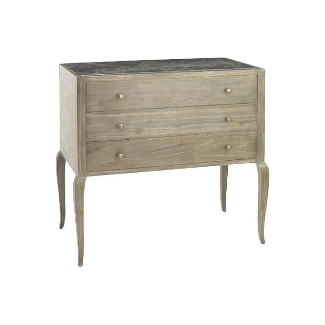 Karla Limed Oak Chest Of Drawers