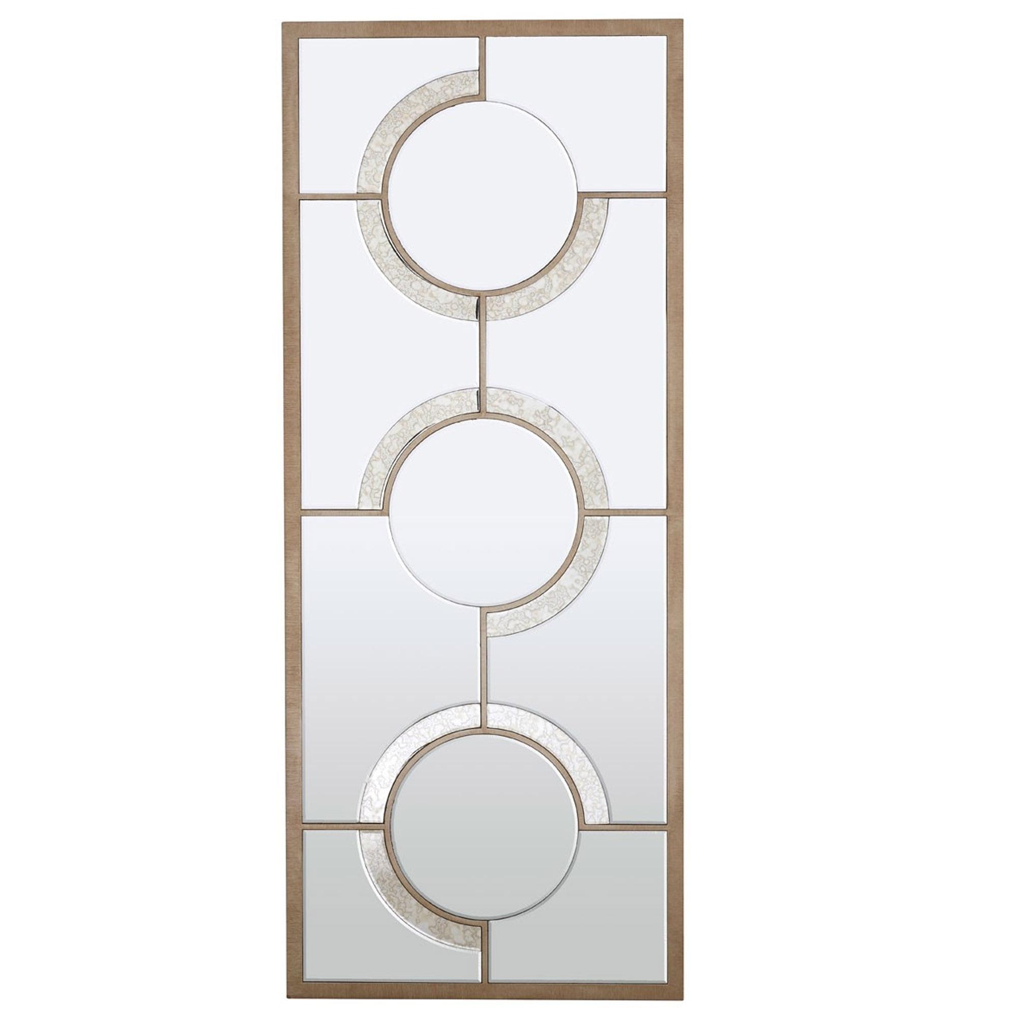 Kensington Townhouse Art Deco Wall Mirror Contemporary Furniture