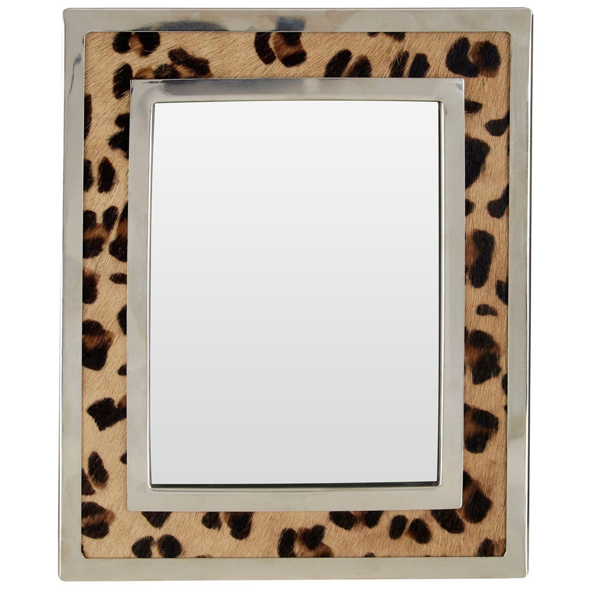 Kensington Townhouse Leopard Photo Frame   Contemporary Photo Frames
