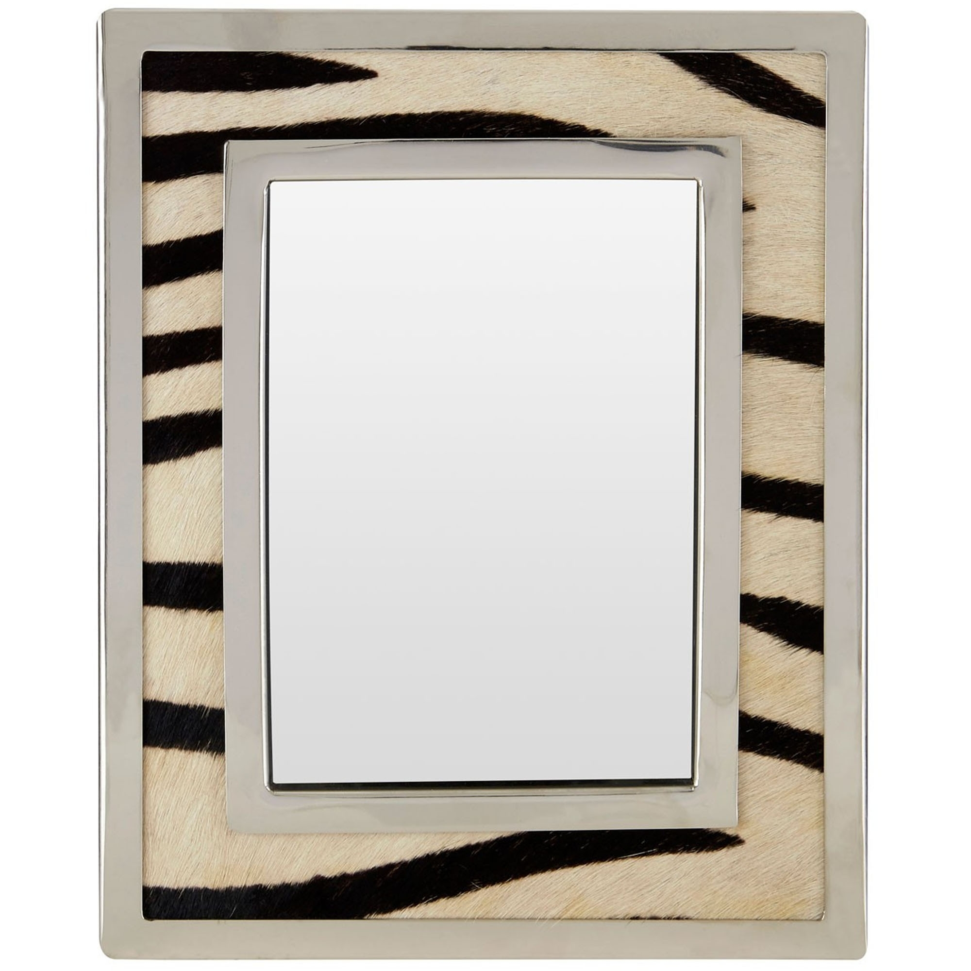 Kensington Townhouse Zebra Pattern Photo Frame   Modern Photo Frames
