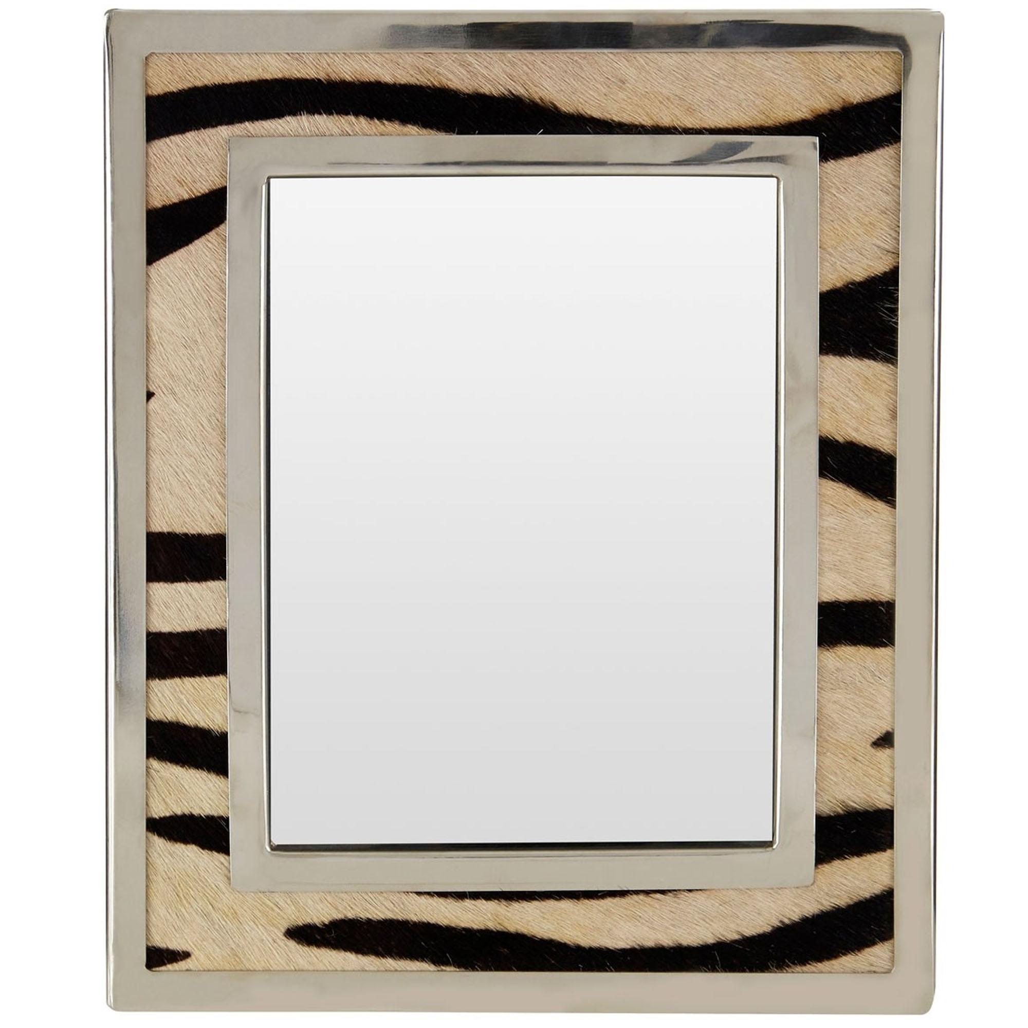Kensington Townhouse Zebra Photo Frame   Contemporary Photo Frames