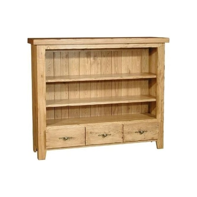 Kingston Low Bookcase