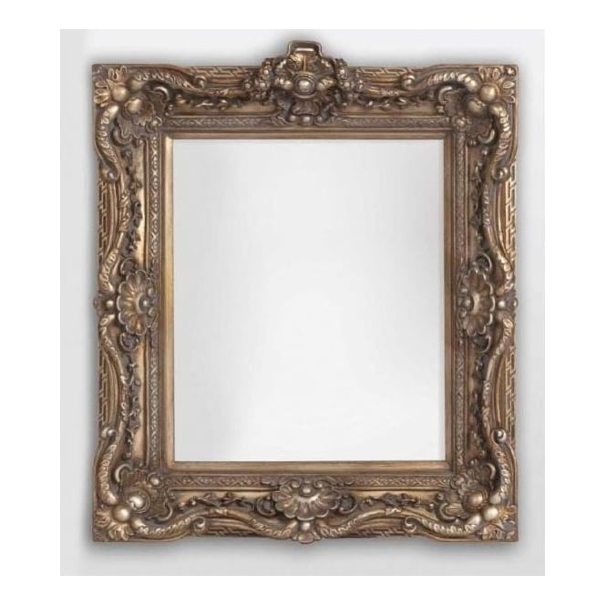 Knightsbridge Gold Antique French Style Mirror