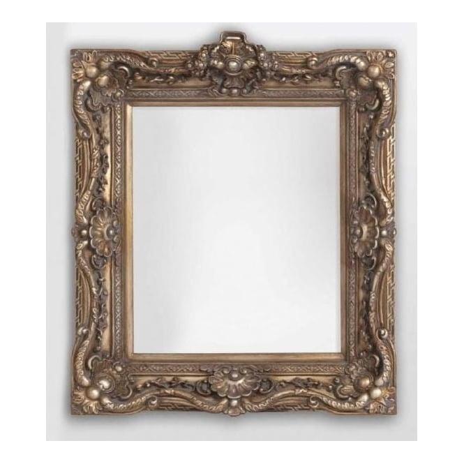 Knightsbridge Gold Antique French Style Mirror