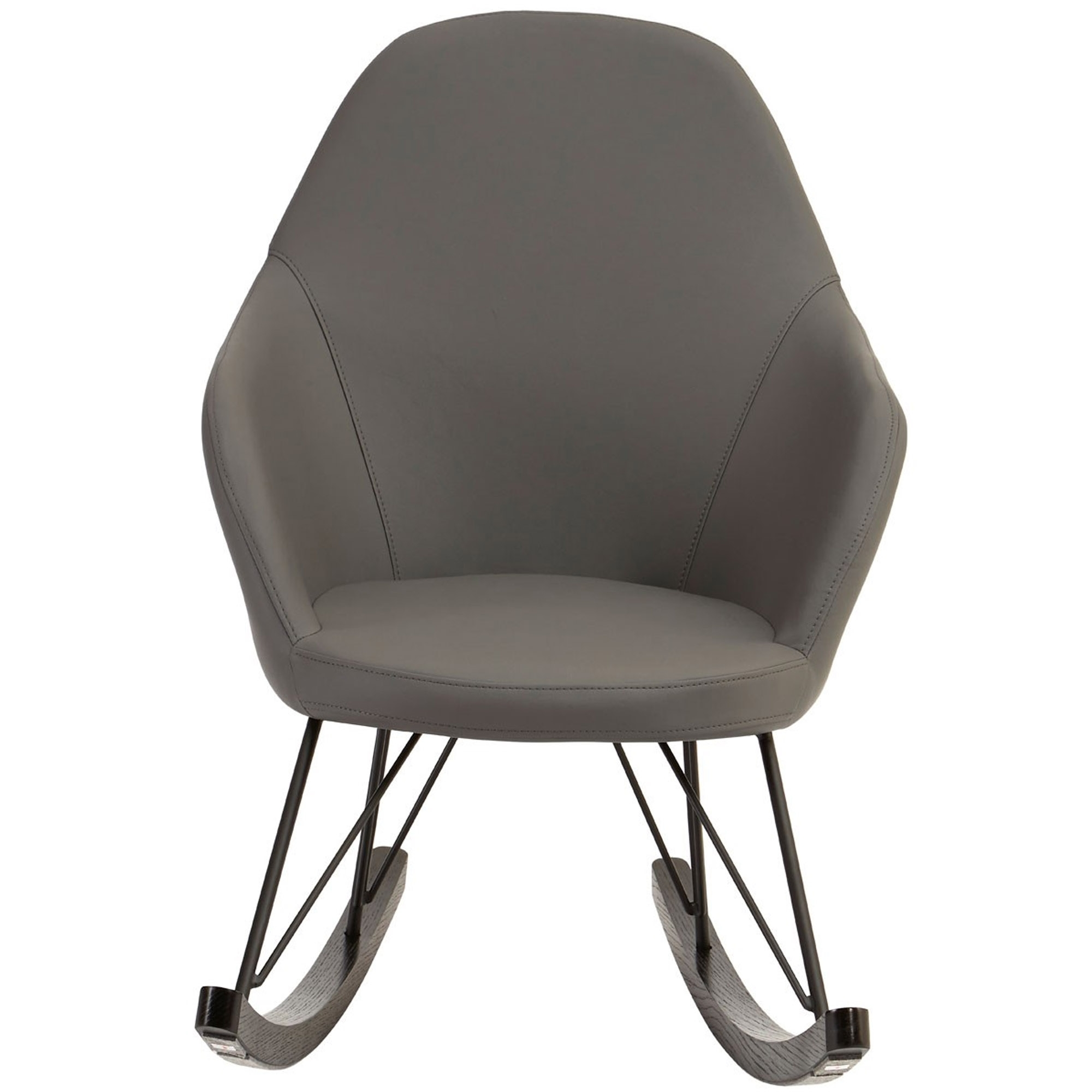 Kolding Dark Grey Chair Modern Amp Contemporary Furniture