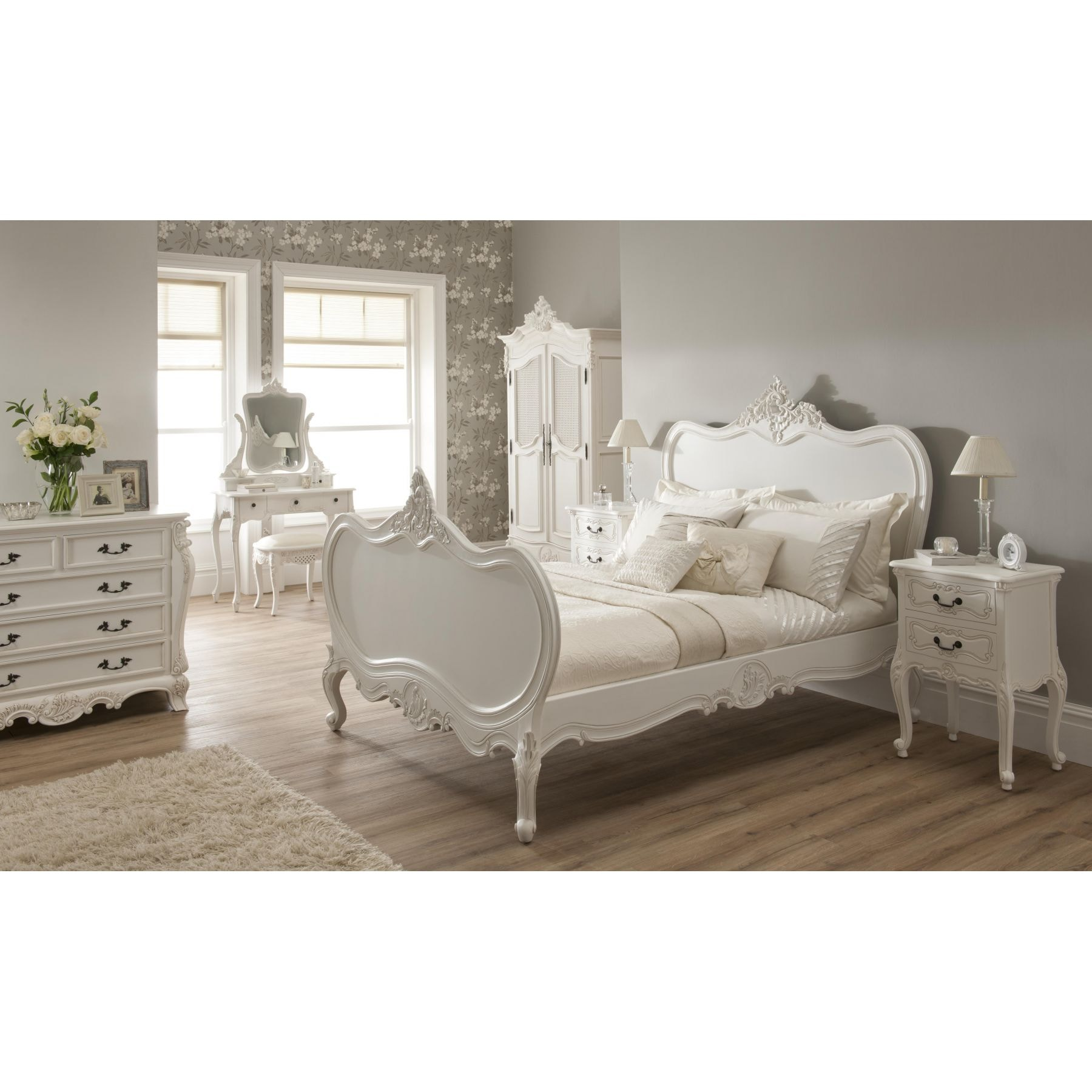 La Rochelle Bedroom Furniture La Rochelle Antique French Bed In A Wonderful Design And Style