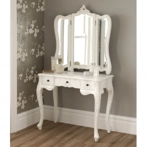 La Rochelle Antique French Dressing Table (Size: Large)