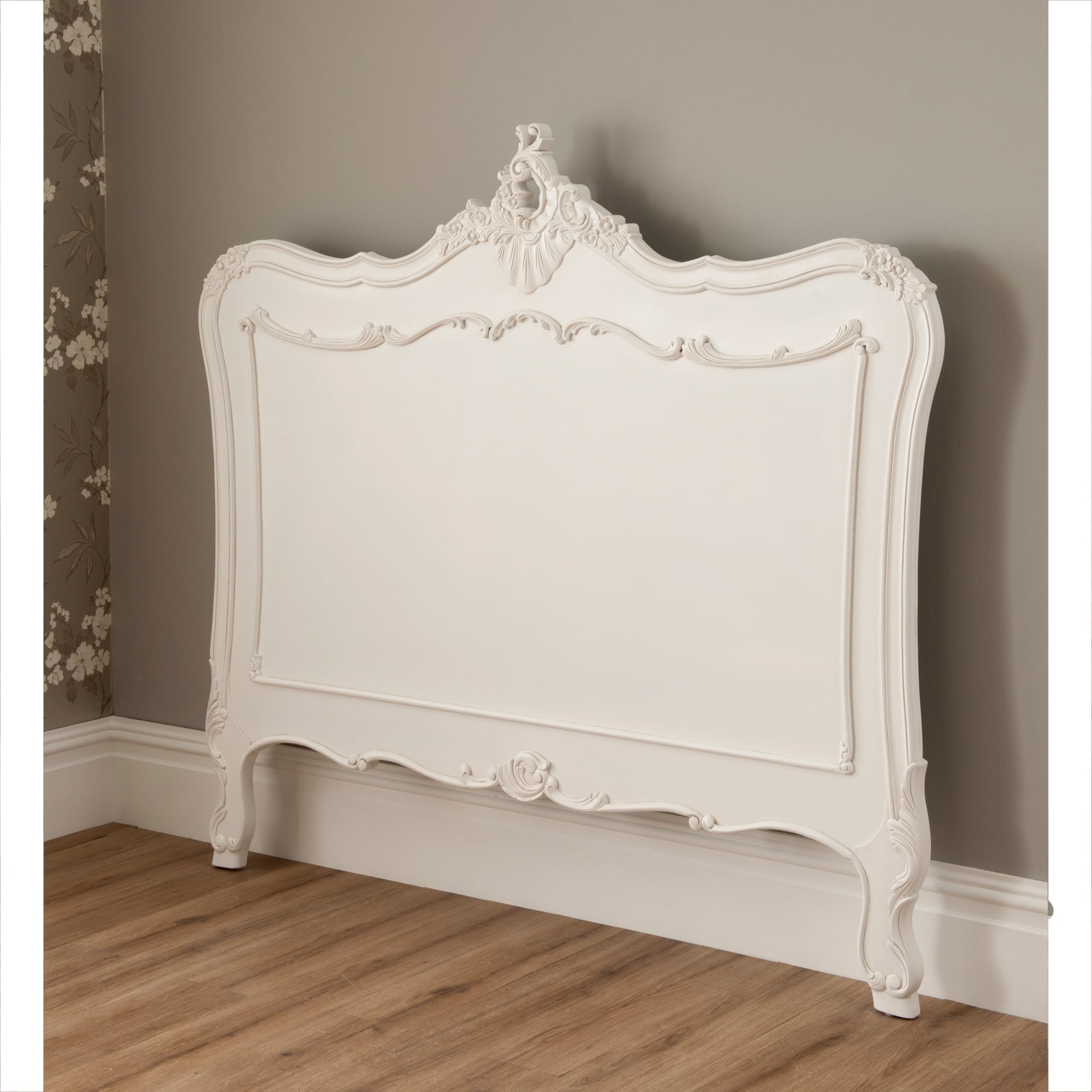Bedroom Beds Headboards La Rochelle Antique French Style Headboard