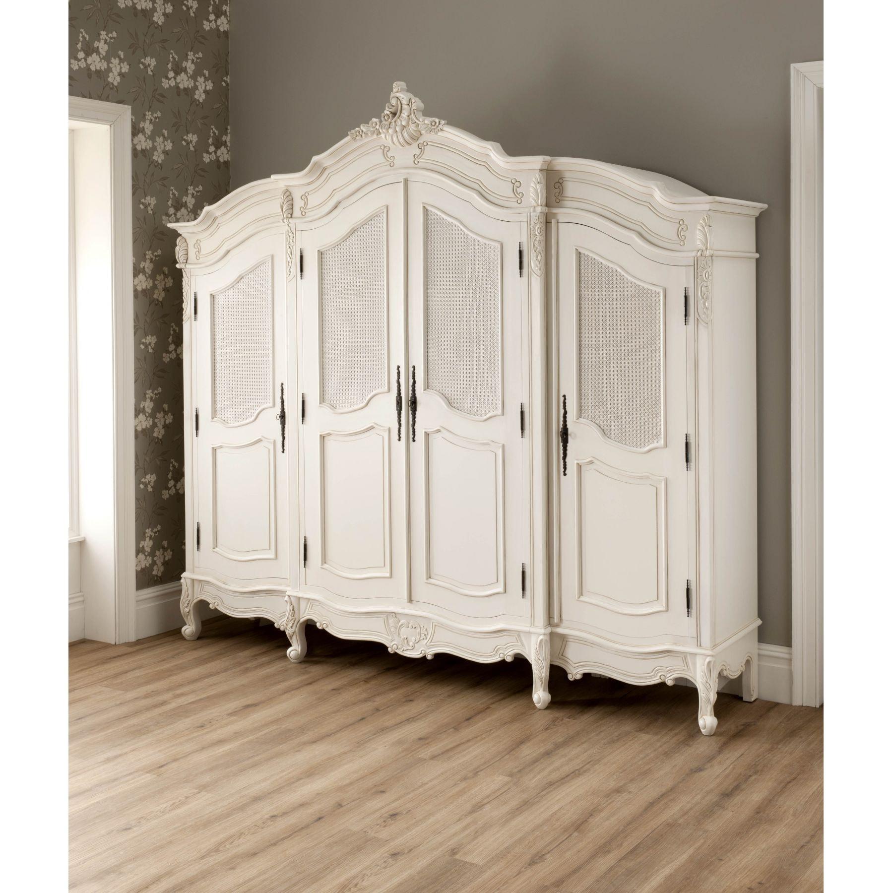 la rochelle antique french wardrobe works wonderful. Black Bedroom Furniture Sets. Home Design Ideas
