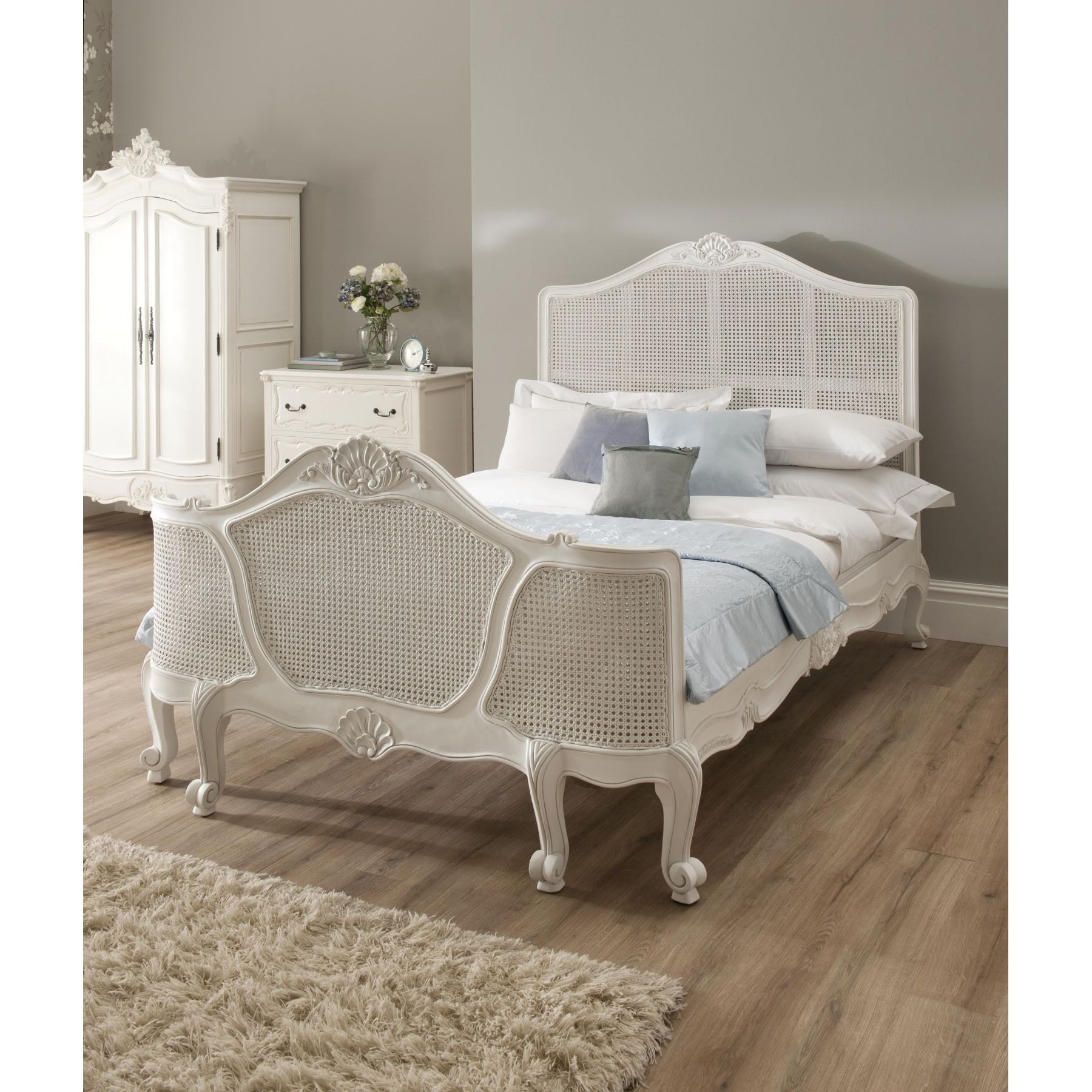 Second Hand Shabby Chic Bedroom Furniture La Rochelle Bundle Deal 10 Bedroom From Homesdirect 365 Uk