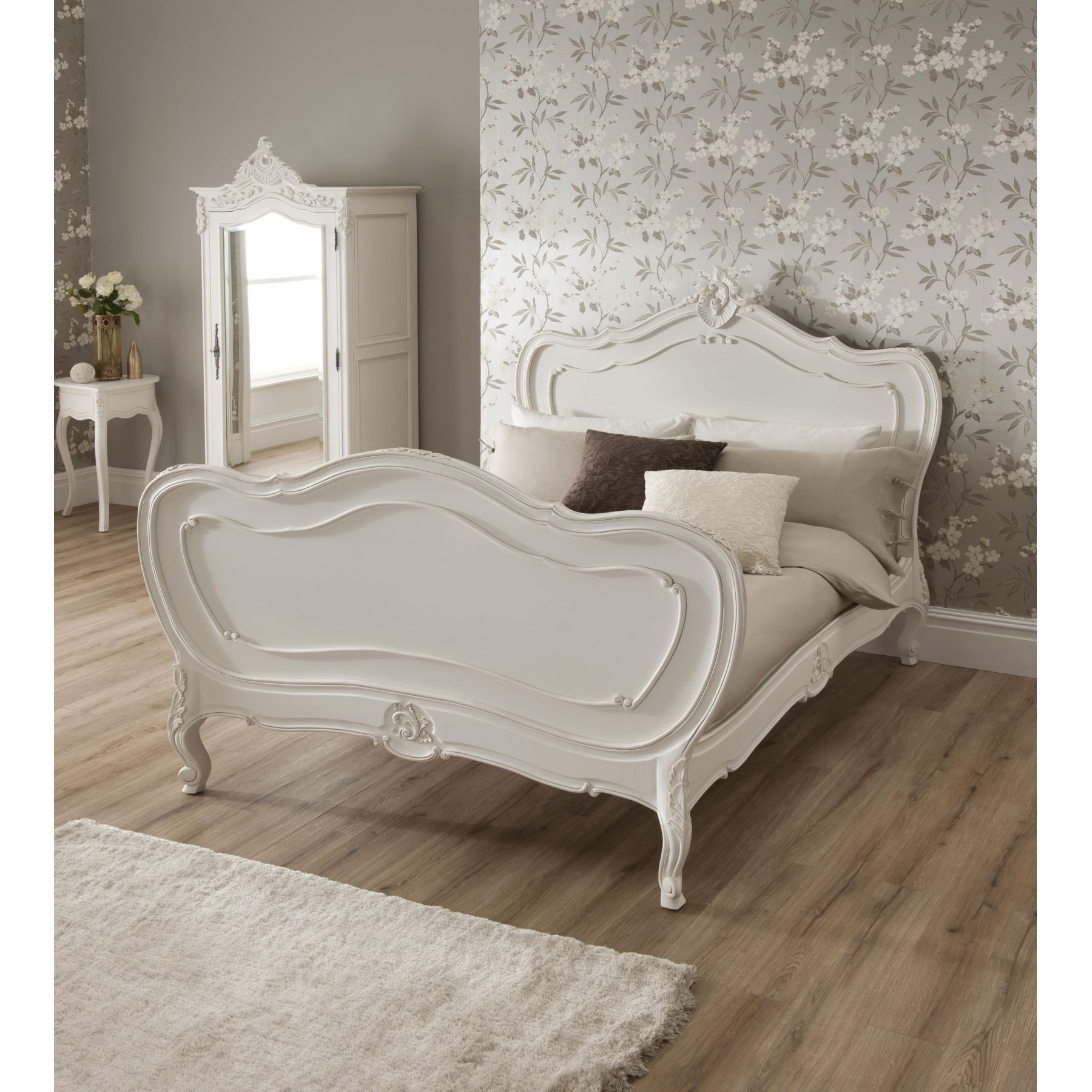 La Rochelle Lille Antique French Bed Is A Wonderful Bed
