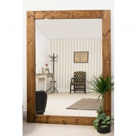 Large Country House Mirror