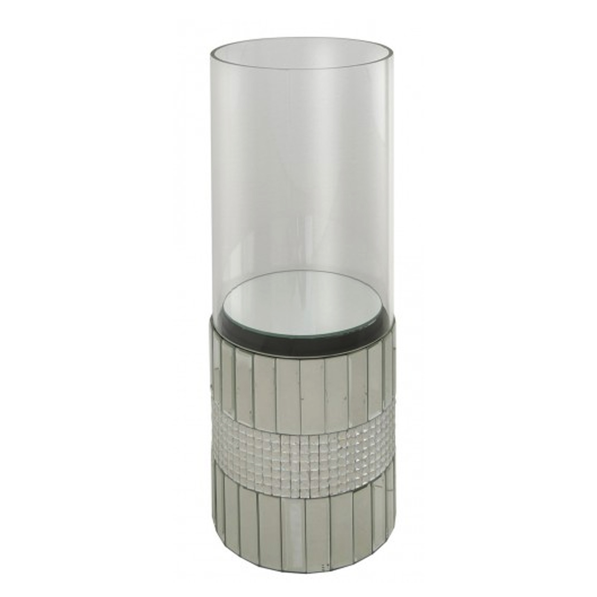 Large floor standing candle holder