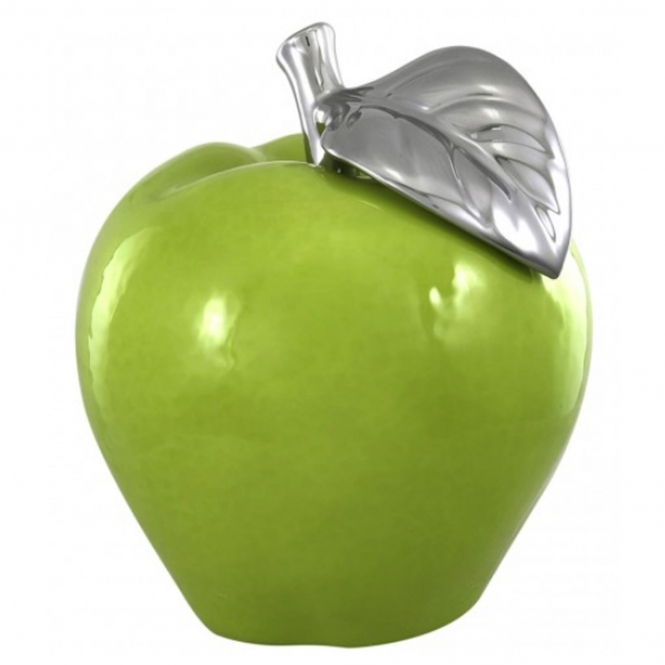 Large Green Apple Ornament