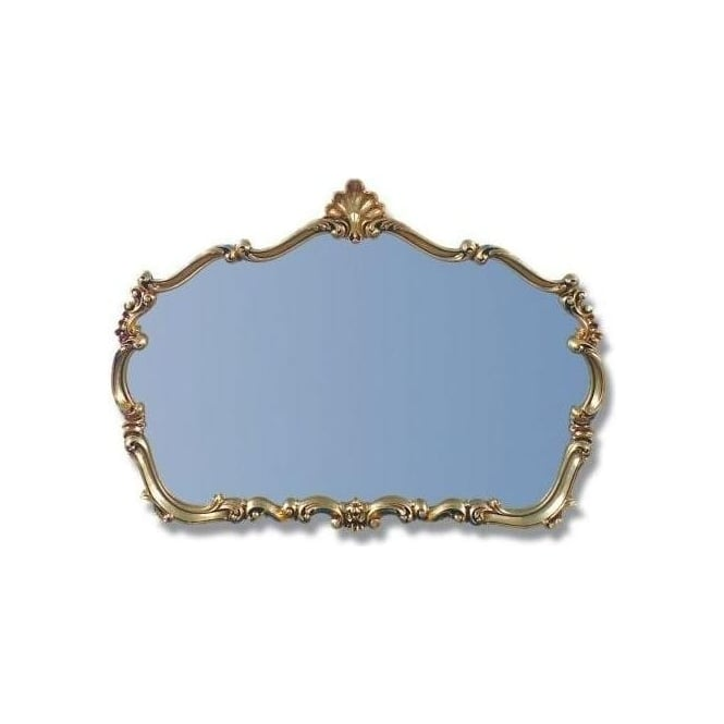 Large Louis Antique French Style Mirror