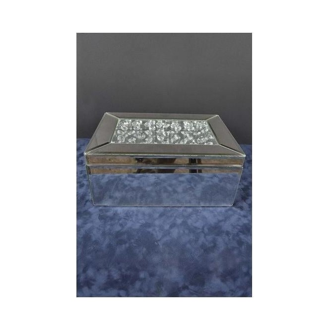 Large Mirrored Jewellery Box