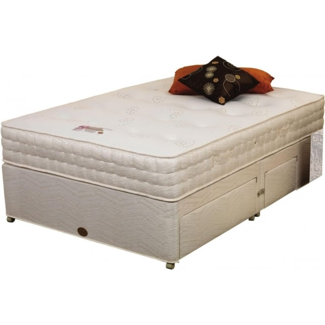 Latex Dream Divan Base & Mattress