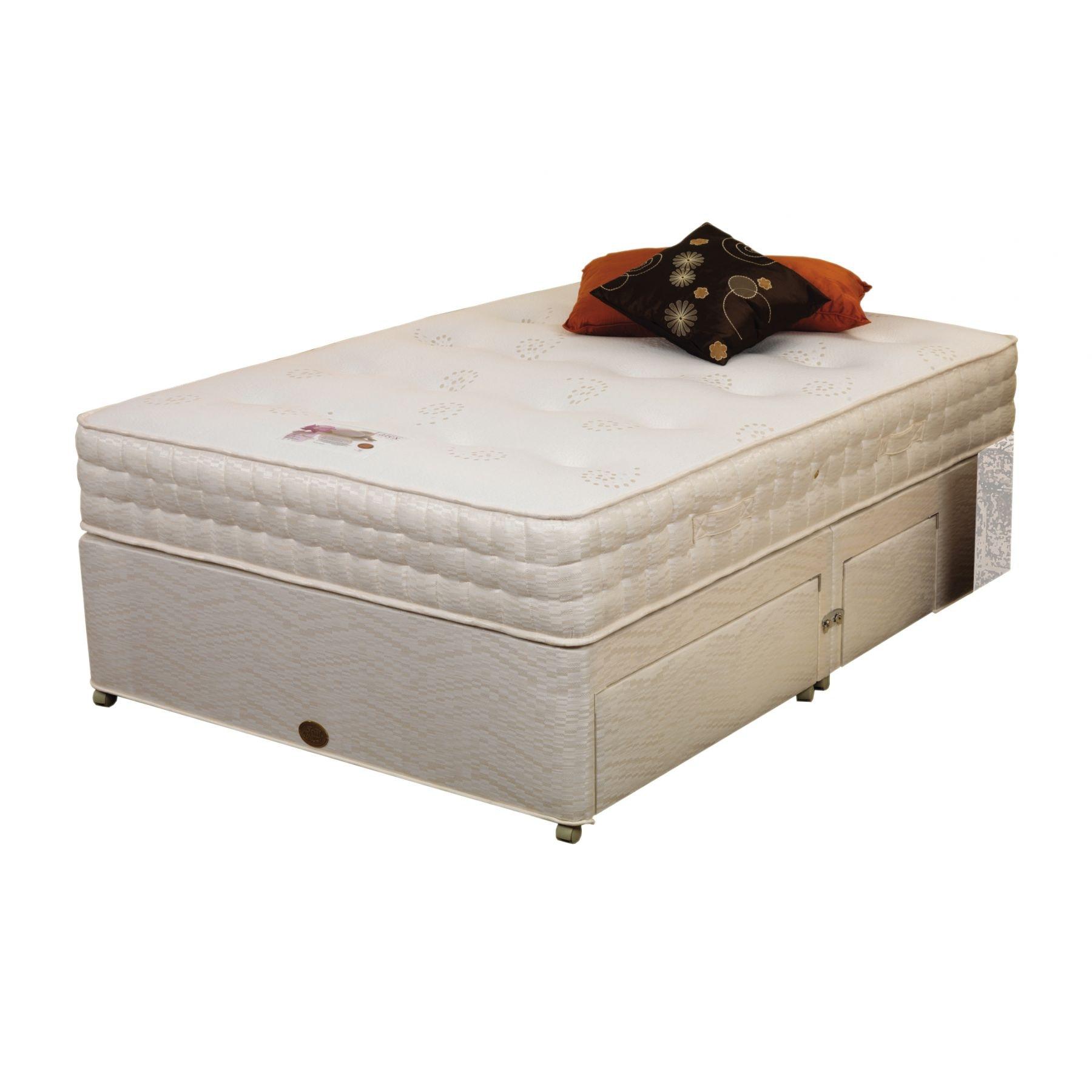 Latex dream divan base mattress for Divan mattress sale