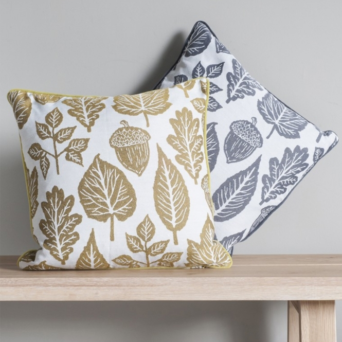 Leaves Tapestry Cushion