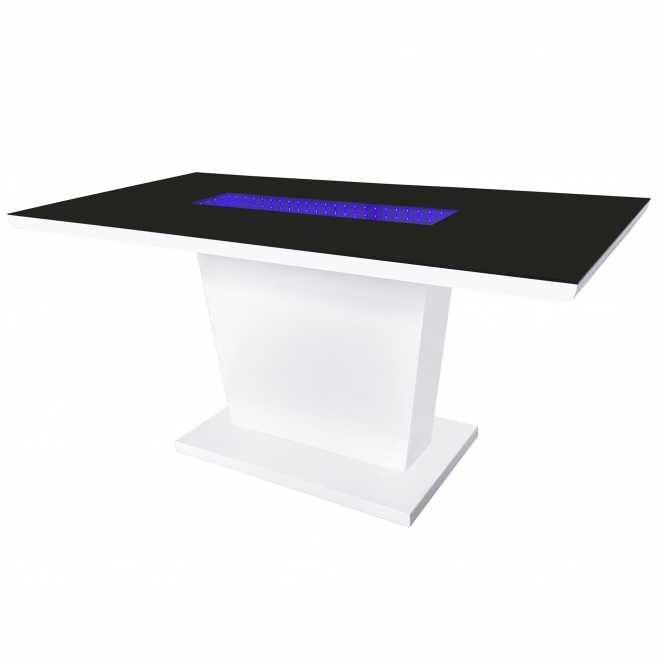 LED Matrix Dining Table