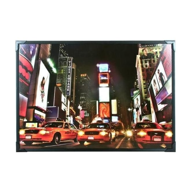 LED Picture - New York Taxis