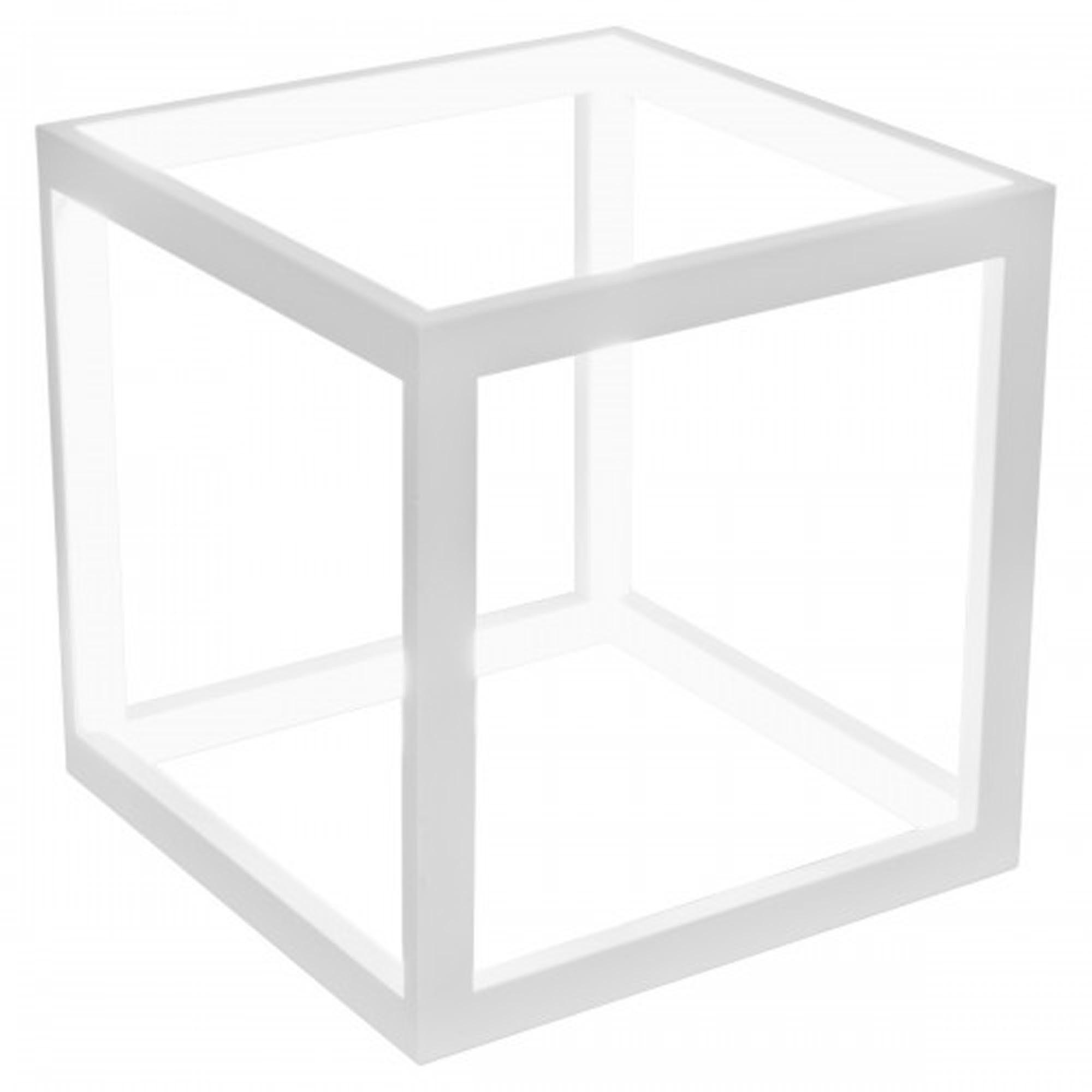 Strange Led White Box Table Lamp Dailytribune Chair Design For Home Dailytribuneorg