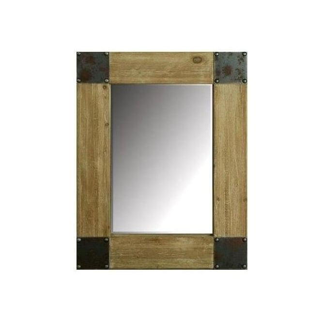 Light Industrial Mirror