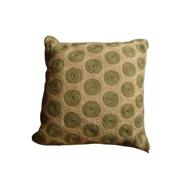 Lighter Shade of Green Cushion
