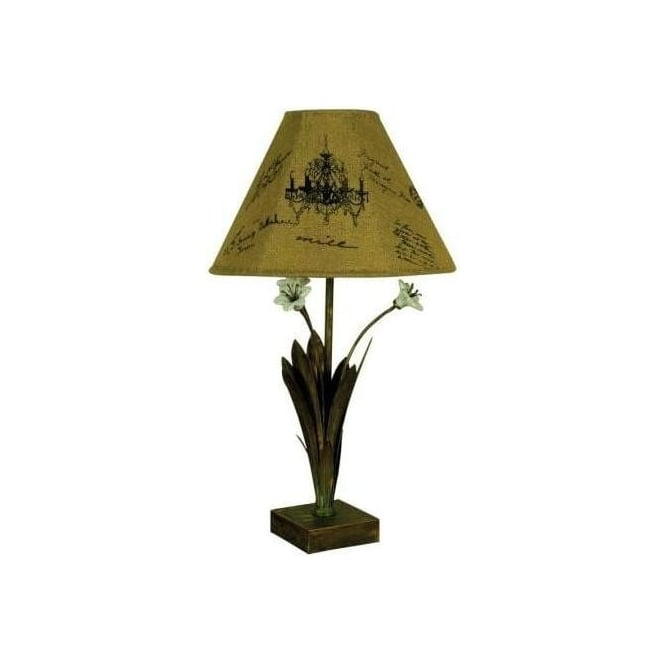 Lilies Table Lamp