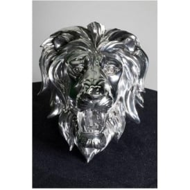 Lions Head Ornament