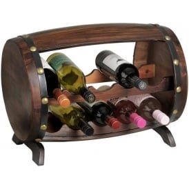 Loir Open Barrel Wine Holder