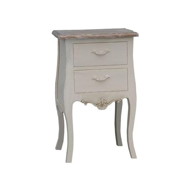 Loire Antique French Style Bedside