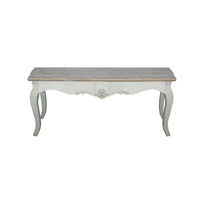 Loire Antique French Style Coffee Table