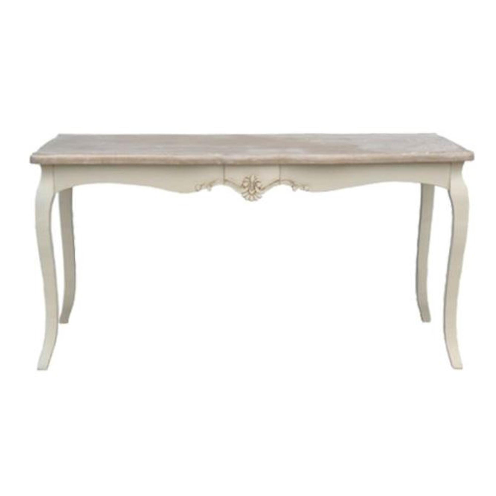 Loire antique french style dining table dining table homesdirect365 - Antique french dining tables ...