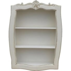 Loire Antique French Style Display Shelf