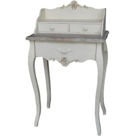 Loire Antique French Style Dressing Table