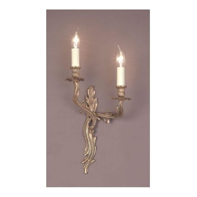 Louis Brass Antique French Style Wall Light French
