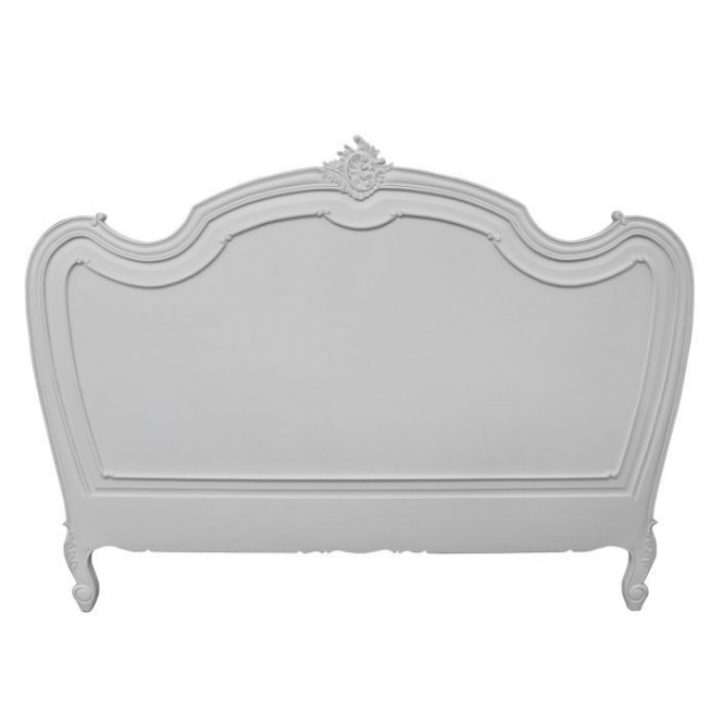 Louis XV Antique French Style Headboard