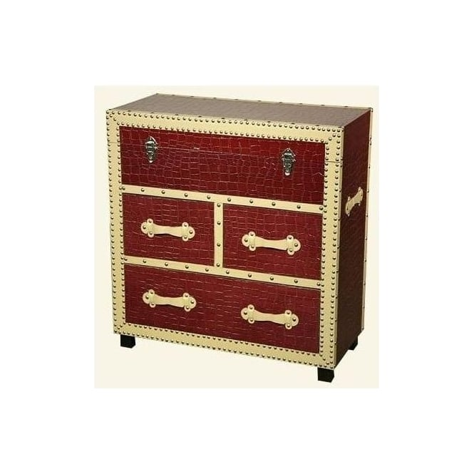 Lounge Lizard Shabby Chic Chest of Drawers