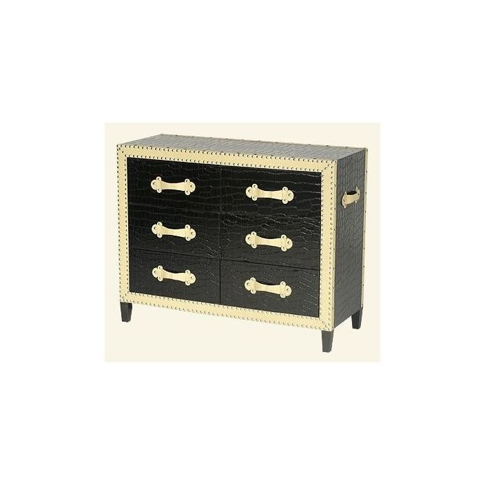 Lounge Lizard Shabby Chic Chest Of Drawers Working Well