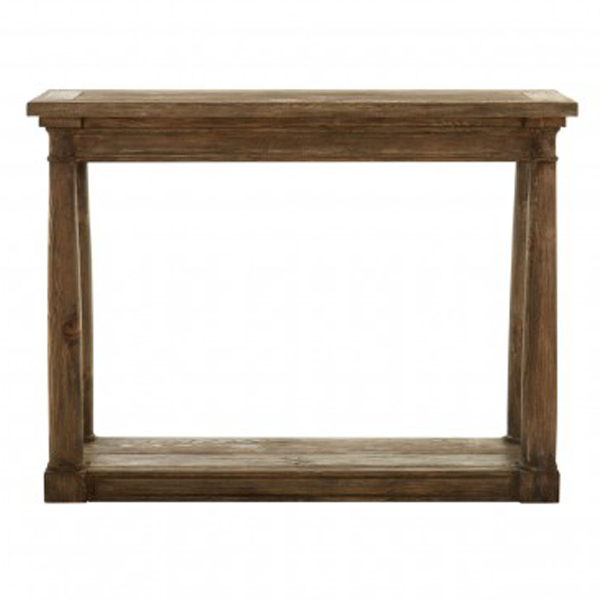 buy online fefef e80bb Lovina Rustic Console Table