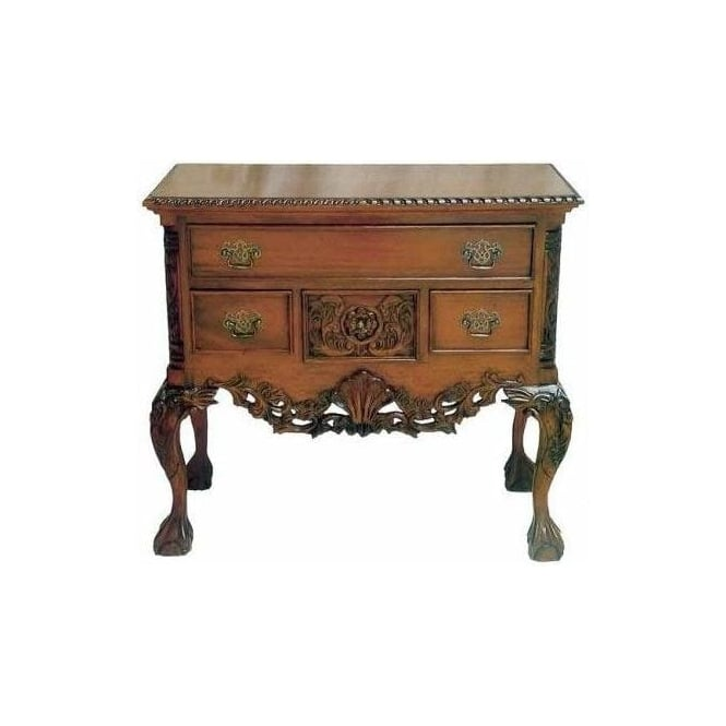 Lowboy Antique French Style Chest