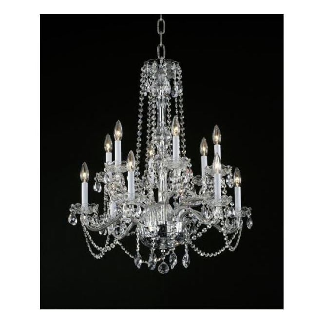 Luxury Stella Antique French Style Light 12
