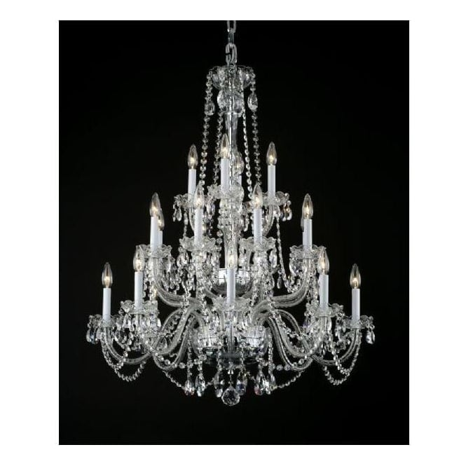 Luxury Stella Antique French Style Light 20