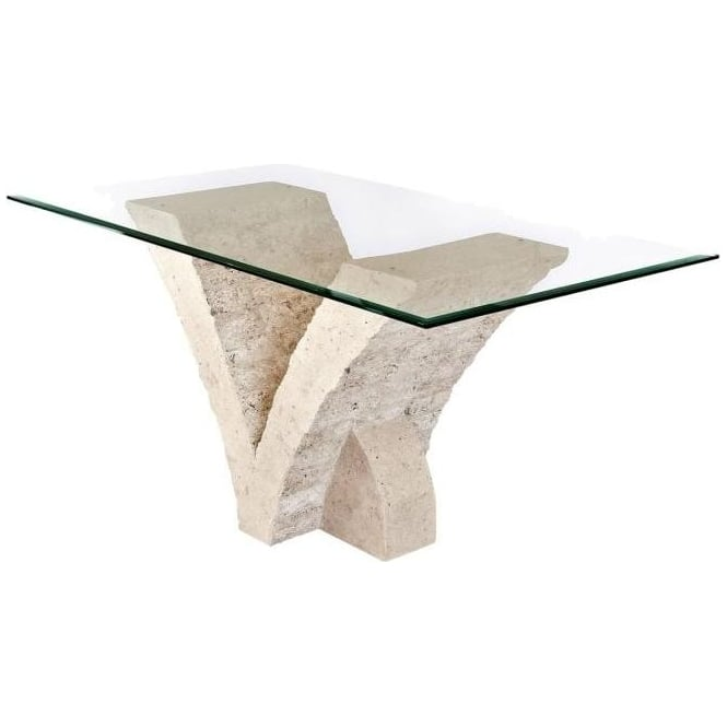 Mactan Stone Dining Table