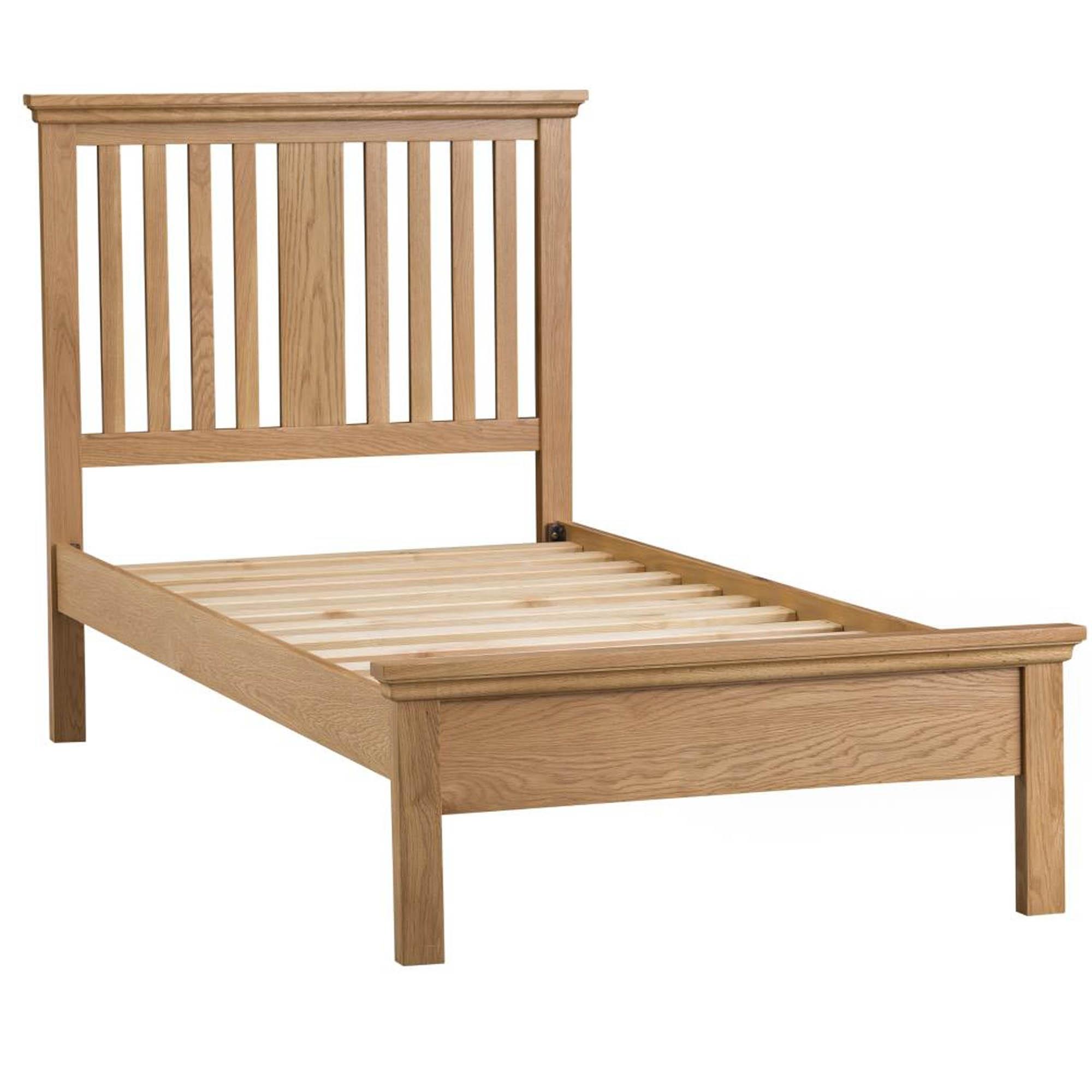 Madison Bed Oak Bedroom Furniture Homesdirect365