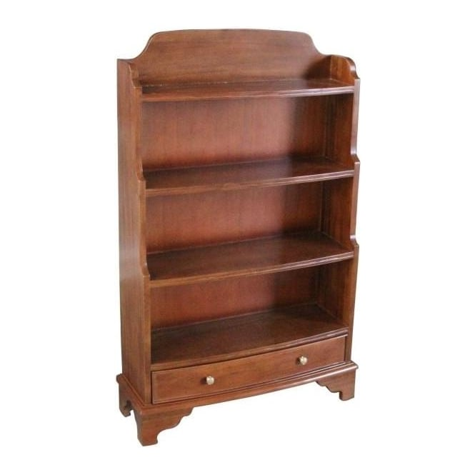 Mahogany Antique French Style Bookcase