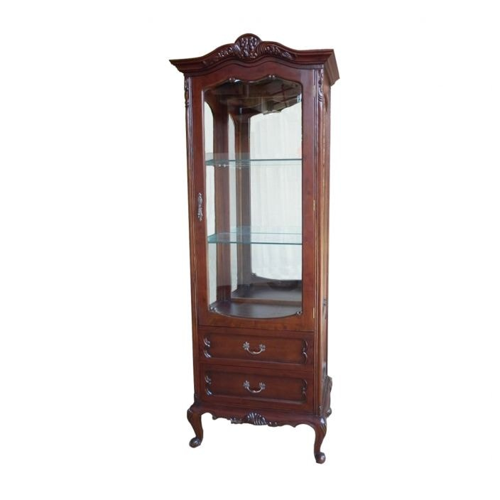 kitchens with cream cabinets mahogany antique display cabinet 22265
